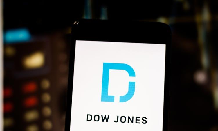 Le Dow Jones dévoile une légère vulnérabilité