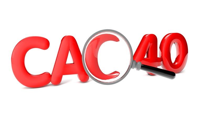 Le CAC 40 bute sur les 6720 points