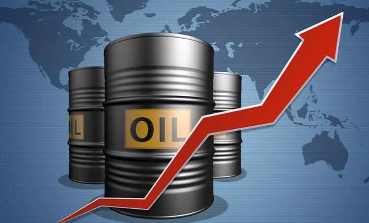 Le pétrole brut marque de nouveaux sommets